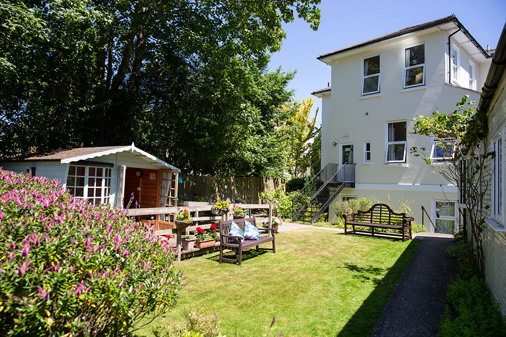 The Gardens at Beulah Lodge Rest home in Tunbridge Wells